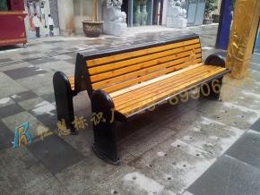 仿木座椅制作